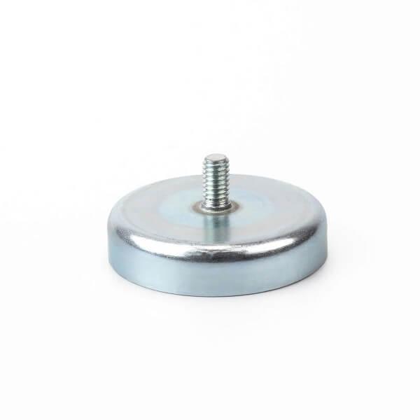 Schilder Magnethalter mit Gewinde