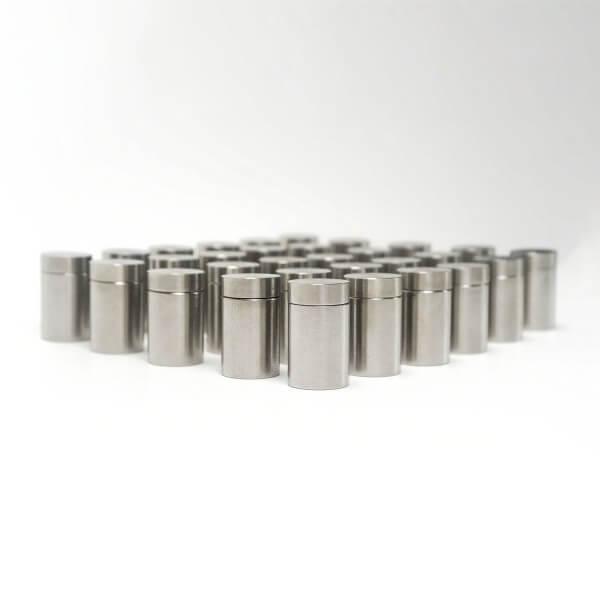 Wandabstandshalter 15 x 20 mm Schraubbar im 100er Angebot