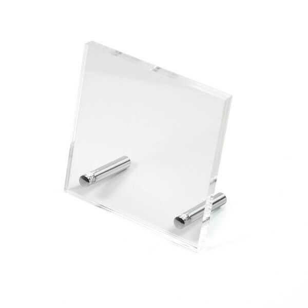 Acrylglas Kartenhalter