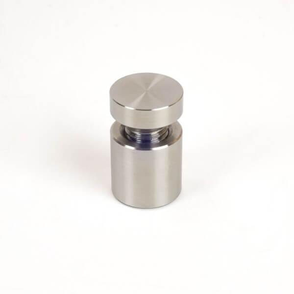 Edelstahl Abstandhalter 13x13 mm