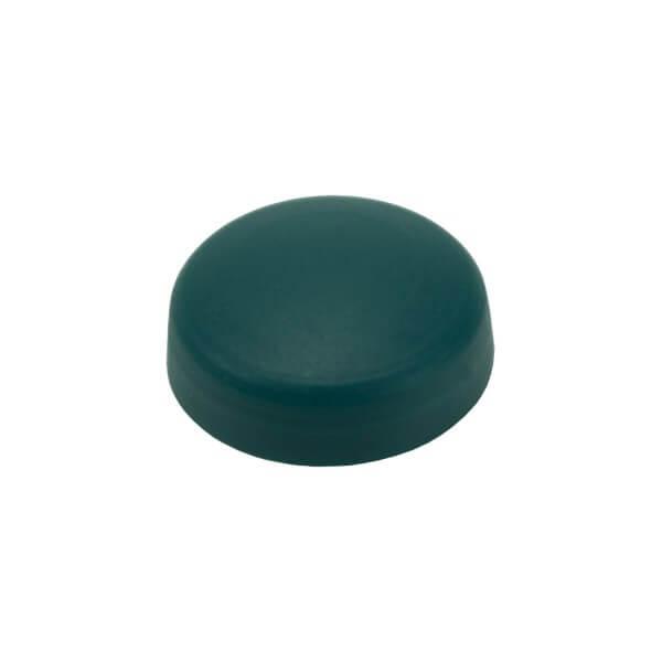 Schrauben Abdeckkappe dunkelgrün 13mm