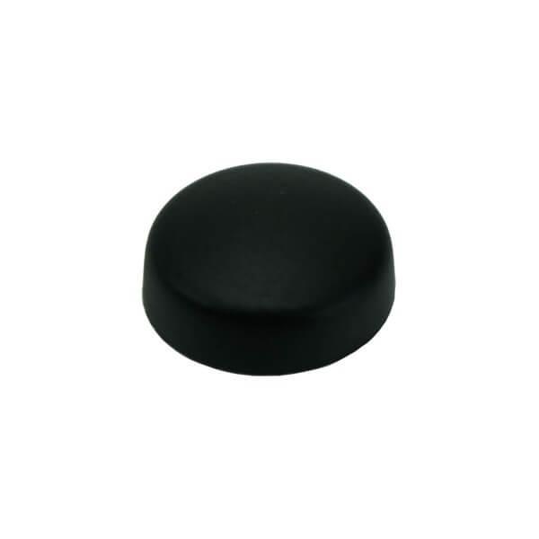 Schrauben Abdeckkappe schwarz 13mm