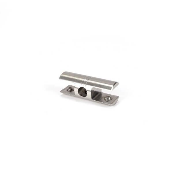 Doppelhalter V2A für Stangensystem 3-8mm Plattenstärke