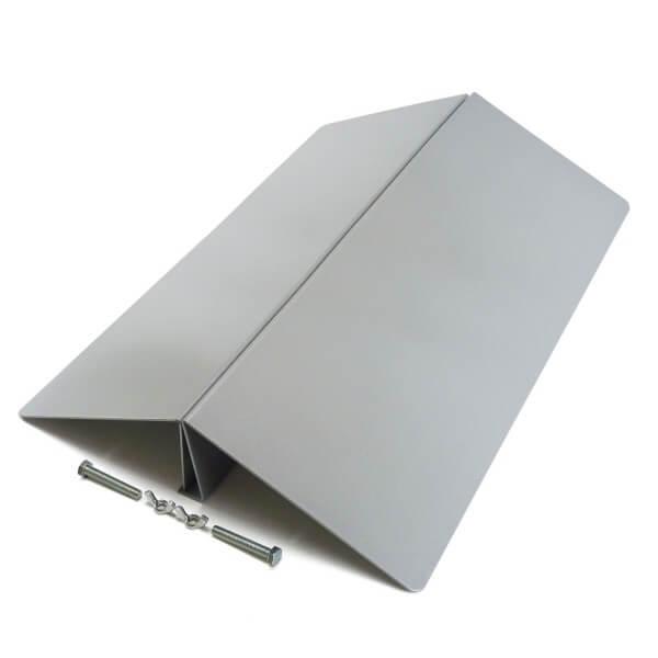 Schild Aufsteller Stahl 800 mm Breit