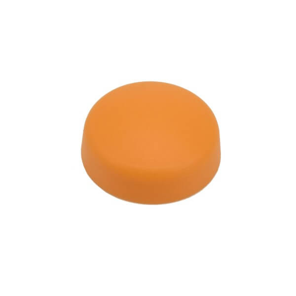 Schrauben Abdeckkappe 13 mm Orange