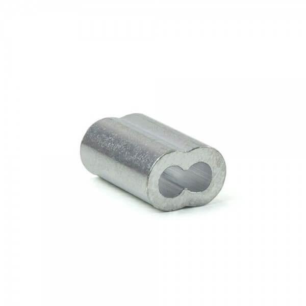 Pressklemme Aluminium