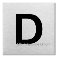 Piktogramm Damen WC 70x70 mm