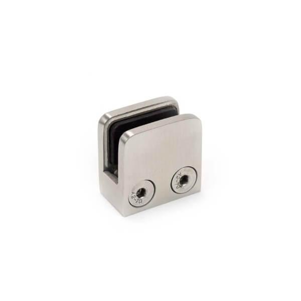 Glasscheibenhalter 30x30mm