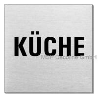 Piktogramm Küche 70x70 mm
