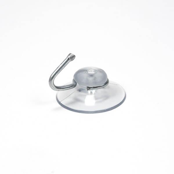 Haftsauger 30 mm Durchmesser mit Haken