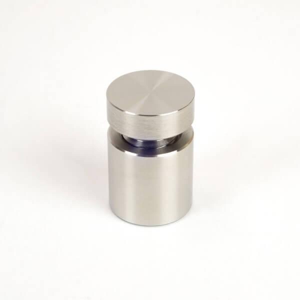 Edelstahl Abstandhalter 15x15 mm