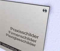 Bedrucktes Aluminium Verbund Schild nach vorlage