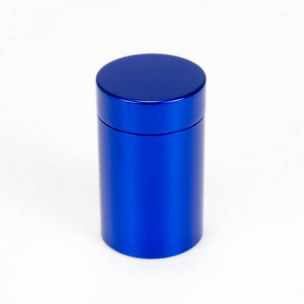 Alu Abstandshalter 19 mm x 25 mm in Blau