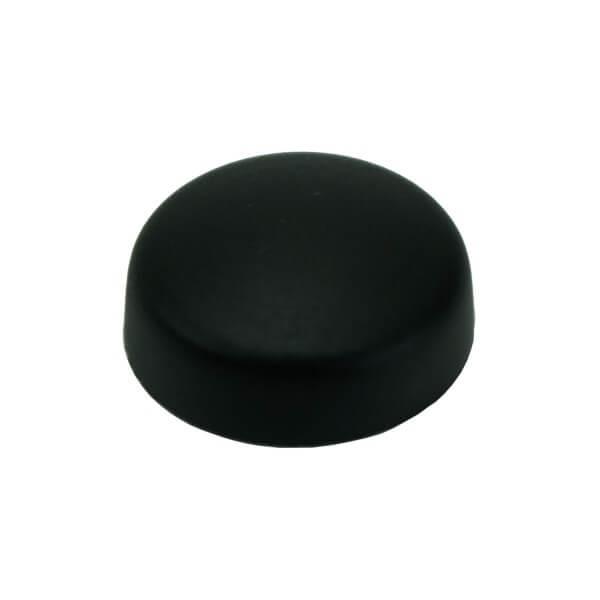 Schrauben Abdeckkappe 16 mm schwarz