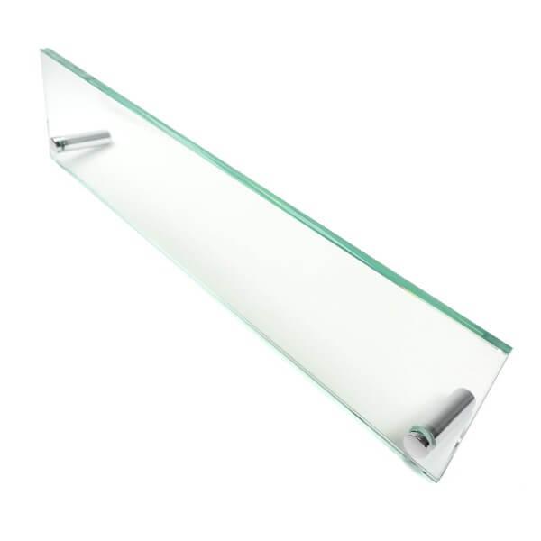 Glas Namensschild Schreibtisch 355x80mm
