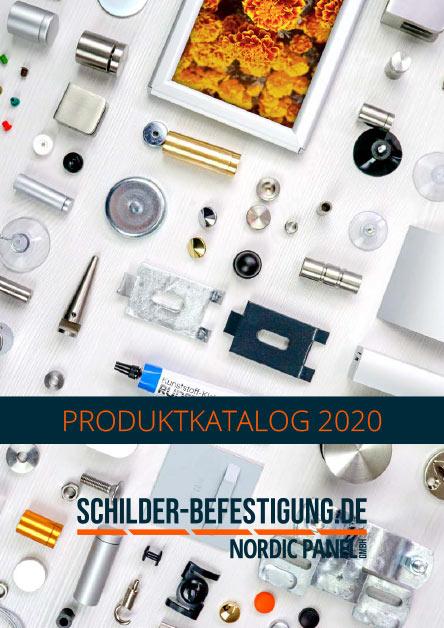 Schilder-Befestigung.de Produktkatalog 2020