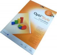 Papyrus Opti® Style Universalfolie DIN A4 - 20 Bögen