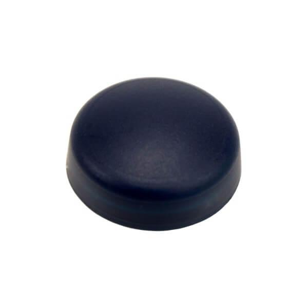 Schraubenkappen dunkelblau 16mm