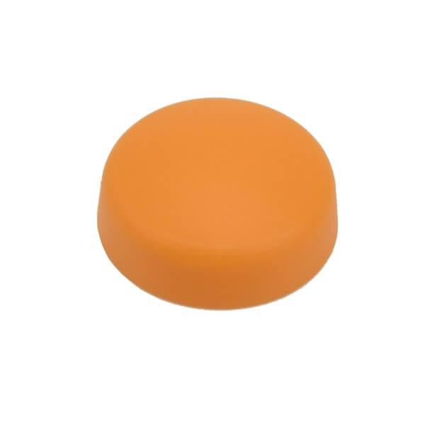 Schraubenkappe Orange 16mm