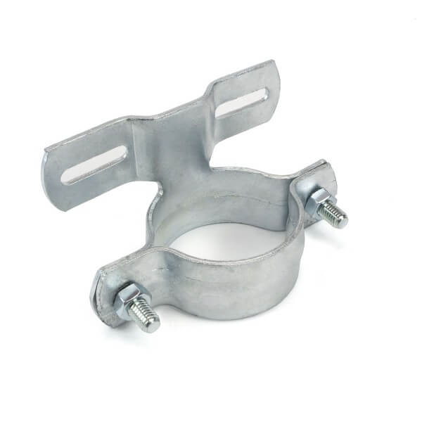 Schildhalter für 60mm Rohre