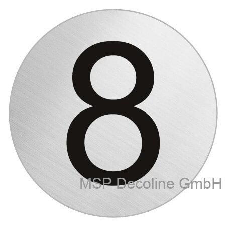 Raumschild Nummer 8