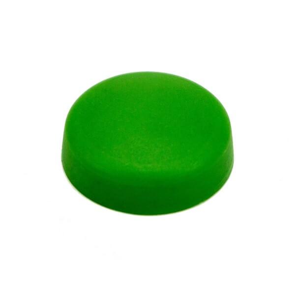 Schraubenkappe hellgrün 16mm