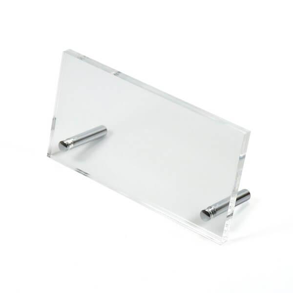 Acrylglas Visitenkartenhalter