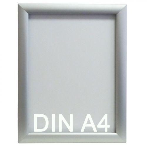 alu klapprahmen din a4 wasserfest f r au en rahmen f r poster plakate bilder ebay. Black Bedroom Furniture Sets. Home Design Ideas